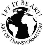 Let It Be Art logo